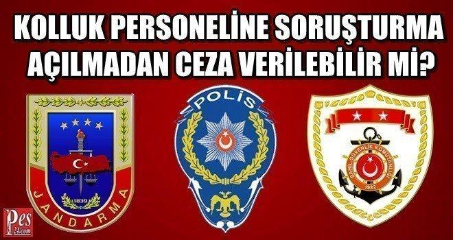 Genel Kolluk Personeli Ceza Soruşturması Usul Ve Esasları