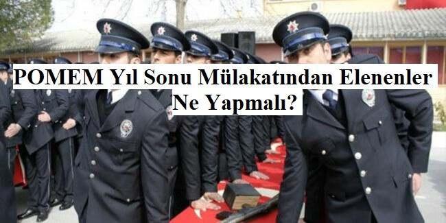 polis okulu yil sonu mulakati