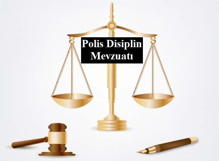 polis disiplin kanunu